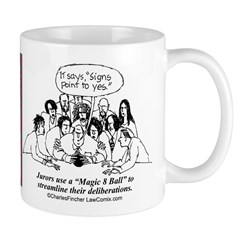 Mugs Magic 8 Ball Deliberations
