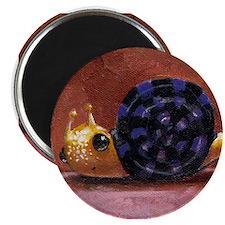 Mr. Snail Magnet