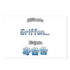 Griffon Not Postcards (Package of 8)