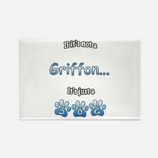 Griffon Not Rectangle Magnet (10 pack)