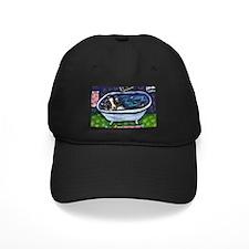 Australian Shep Blue Merle Ba Baseball Hat
