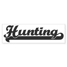 Hunting (sporty) Bumper Bumper Sticker