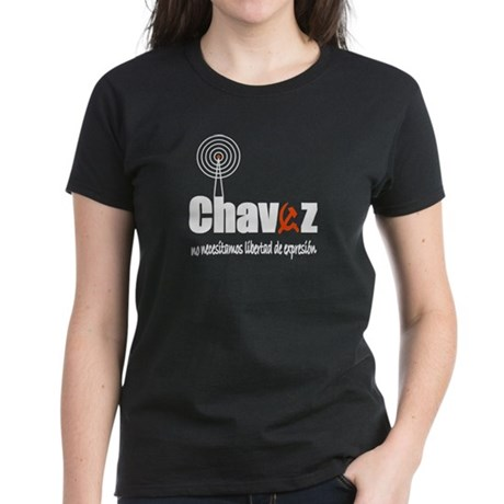 Chavez Women's Dark T-Shirt