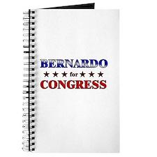 BERNARDO for congress Journal