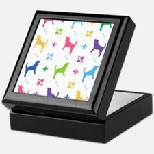 Beagle Designer Keepsake Box