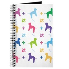Bedlington Terrier Designer Journal