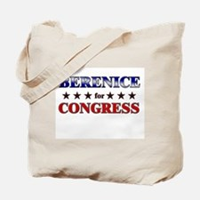 BERENICE for congress Tote Bag