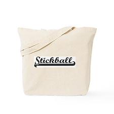 Stickball (sporty) Tote Bag