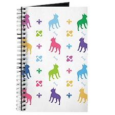 Boston Terrier Designer Journal