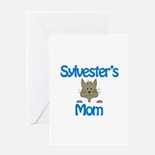 Sylvester's Mom Greeting Card