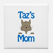 Taz's Mom Tile Coaster