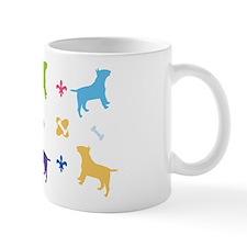 Bull Terrier Designer Mug