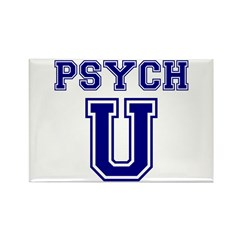 Psych U Rectangle Magnet (10 pack)
