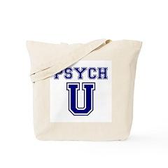 Psych U Tote Bag
