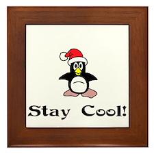 Stay Cool Framed Tile