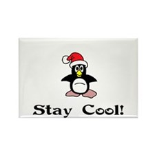 Stay Cool Rectangle Magnet