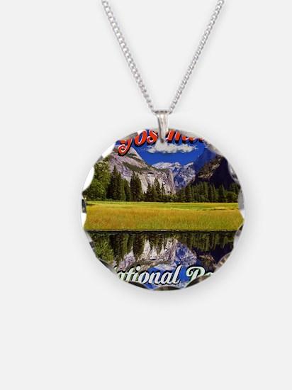 Yosemite National Park Necklace
