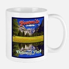 Yosemite National Park Mugs