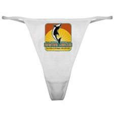 Animal Rescue Dolphin Classic Thong