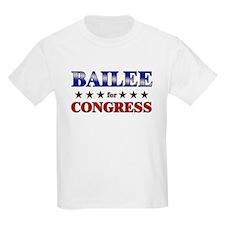 BAILEE for congress T-Shirt