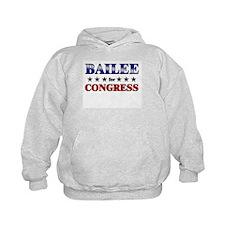 BAILEE for congress Hoodie