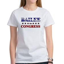 BAILEE for congress Tee