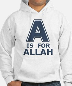 A is for Allah Jumper Hoody