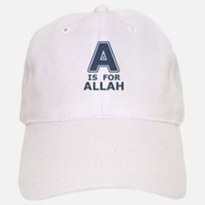 A is for Allah Baseball Baseball Cap