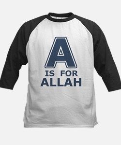 A is for Allah Tee