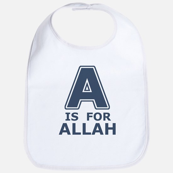 A is for Allah Bib