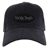 We the people Baseball Cap with Patch