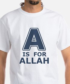 A is for Allah Shirt