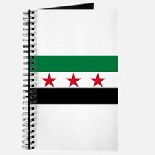 Free Syrian Republic Flag Journal