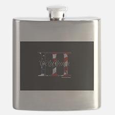 U.S. Outline - We the People III Flask