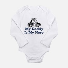 My Daddy Is My Hero (Policeman) Body Suit