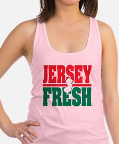 Unique Jersey Racerback Tank Top