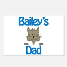 Bailey's Dad Postcards (Package of 8)