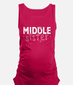 Middle Sister Maternity Tank Top