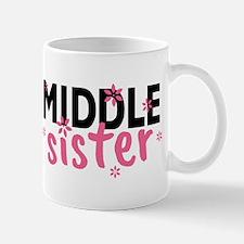 Middle Sister Small Small Mug