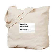 Cute Authority Tote Bag