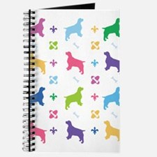 English Springer Spaniel Designer Journal