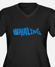 WhalingBlows Plus Size T-Shirt