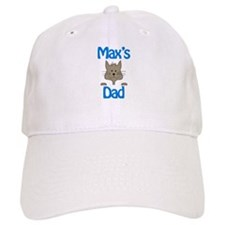 Max's Dad Baseball Cap
