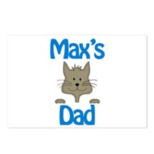 Max's Dad Postcards (Package of 8)