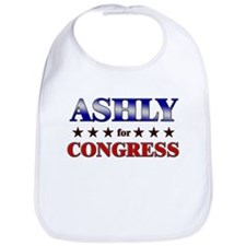 ASHLY for congress Bib