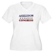 ASHLEIGH for congress T-Shirt