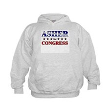 ASHER for congress Hoodie