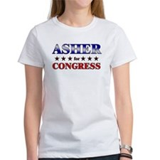 ASHER for congress Tee