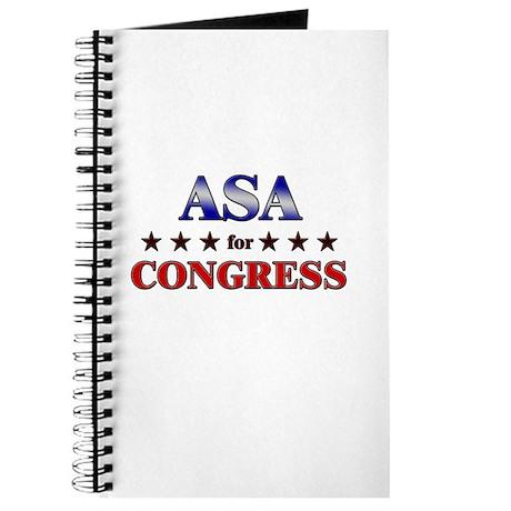 ASA for congress Journal
