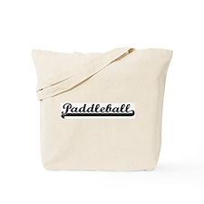 Paddleball (sporty) Tote Bag